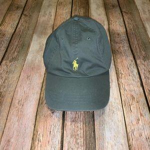 Polo Ralph Lauren green logo hat